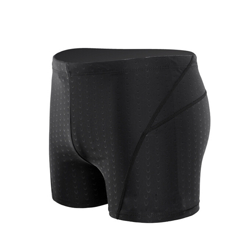 Sharkskin Quick Drying Breathable Swimwear Men Swimming Shorts Trunks Bathing Suits a0447DAE