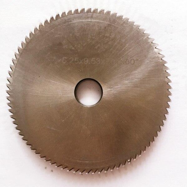 Best U01 angle milling cutter 60 4mm HSS key cutter for SILCA UNOCODE 399 series key