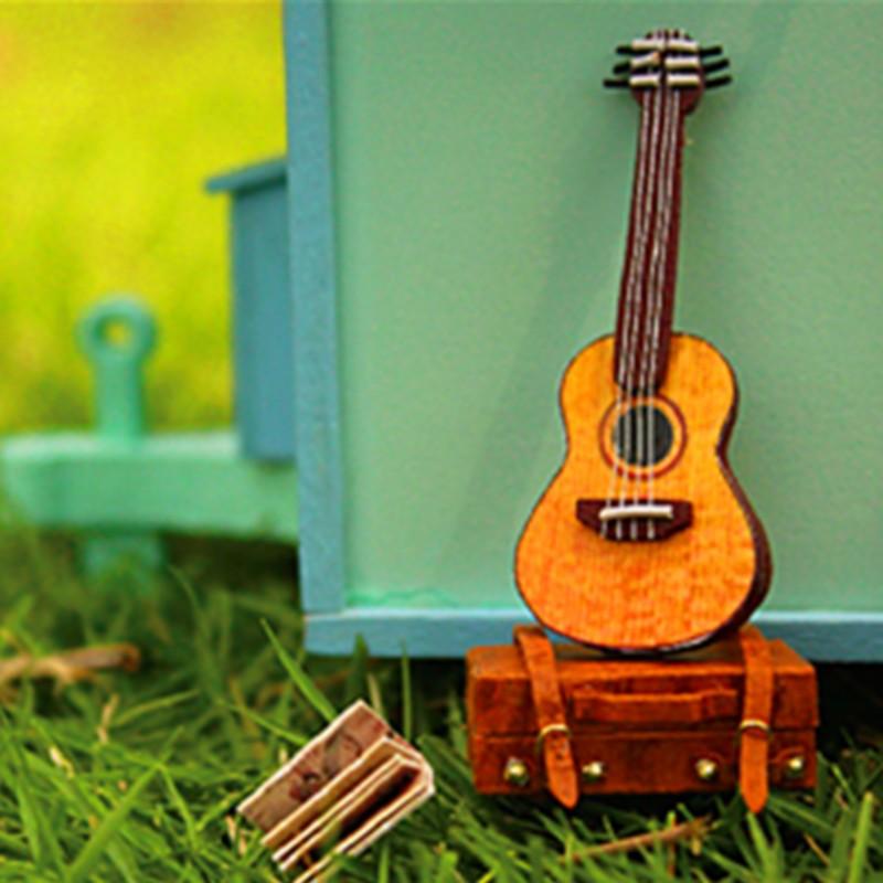 HTB1NroJNVzqK1RjSZFvq6AB7VXaC - Robotime - DIY Models, DIY Miniature Houses, 3d Wooden Puzzle