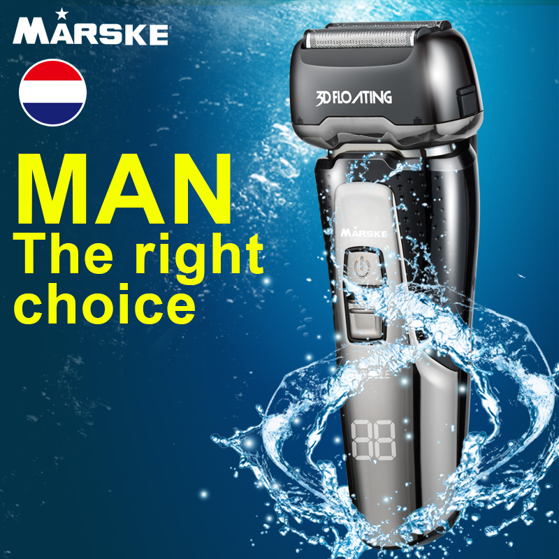 Rechargeable Hair Trimmer Hair Clipper Electric Shaver Beard Trimmer Men Styling Tools Shaving Machine Portable 5 in 1 hair shaver razor beard trimmer rechargeable hair trimmer clipper set professional men styling tools shaving machine