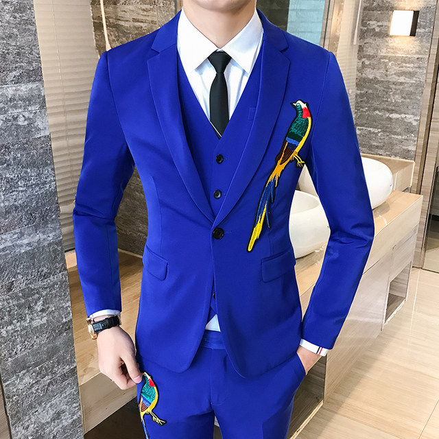 Famous Prom Suits Blue Contemporary - Wedding Dress Ideas ...