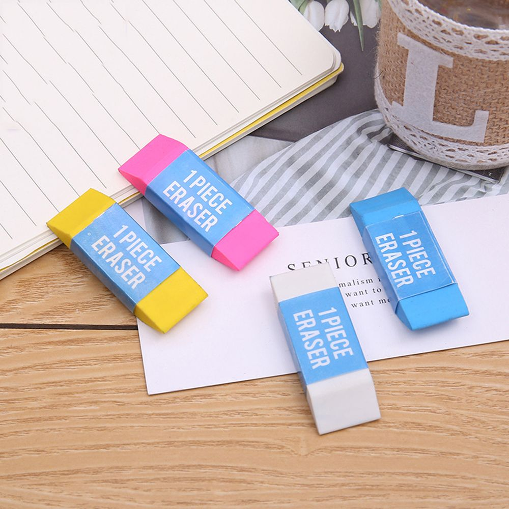 Creative Simple Style Eraser Student Stationery Kindergarten Primary School Rewards Small Gifts School Office Supply