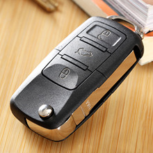 4 Button Replacement Car Uncut Flip Remote Key Shell Case Keyless Car Entry Alarm Fob For RENAULT Twingo Clio Kangoo Master whatskey 1 button remote car key shell fob case cover for renault twingo clio master scenic kangoo vac102 blade replacement