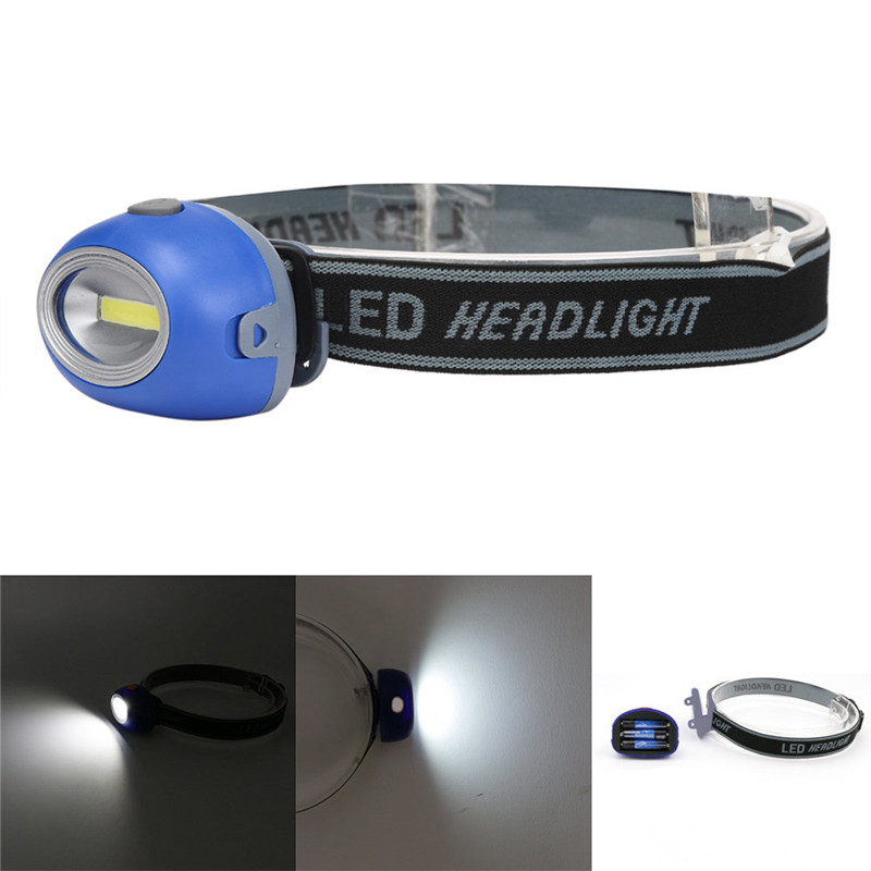 B2 COB Outdoor LED Head Lamp Torch 5W Headlight 600 Lumens Bicycle Light Adjustable Angle Camping & Hiking Wholesales&Retails
