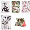 BF Ultra Thin Protective Cover for Apple iPad Pro 9.7'' Fashion Painting Luxury PU Leather Case for iPadPro 9.7'' Tablet