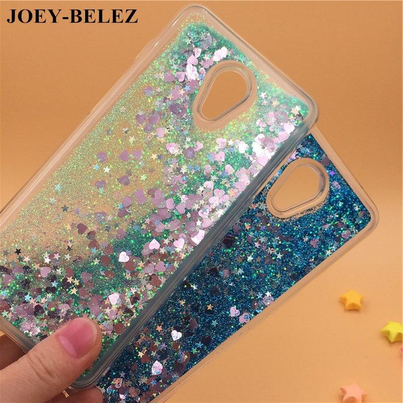 Cellphones & Telecommunications For Meizu M6 Note Dynamic Liquid Glitter Sand Quicksand Star Soft Tpu Case For Meizu M5s Mx6 Pro6 S6 M5 M3 Note Clear Back Cover