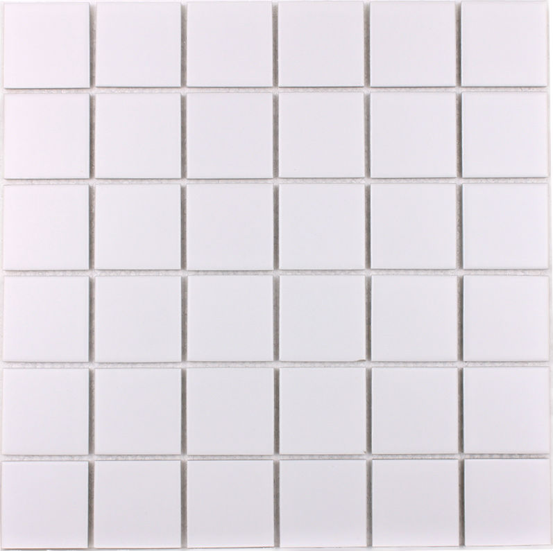 Free Shipping Mosaic Tile Backsplash White Square Glazed Porcelain Sheet Bathroom Wall Stickers Ceramic Floor On Aliexpress Alibaba