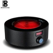 220V Мини молоток черный керамический электрический нагреватель горшок электрическая плита база печь газовая плита для Стекло Керамика железа Стекло чайник Кофе горшок