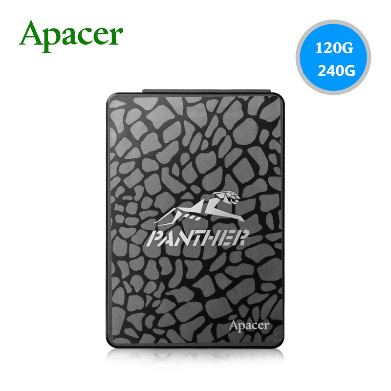 цена на Apacer AS340 PANTHER SSD 120GB 240GB Internal Solid State Drive 2.5 inch SATA III HDD Hard Disk HD SSD Notebook PC