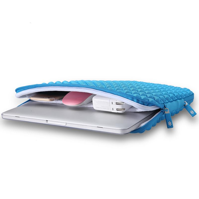2015 Solid Gearmax For Apple Macbook Pro 13 Case Waterproof Neoprene Laptop Sleeve With 3 Colors