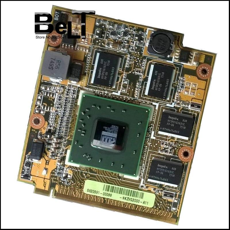 HD3650 HD 3650 for ASUS F8S F8V N80V M50S X57S X71S M70S V1V ddr2 VGA Card