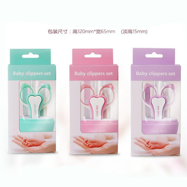 5pcs Baby Grooming Toiletry Set