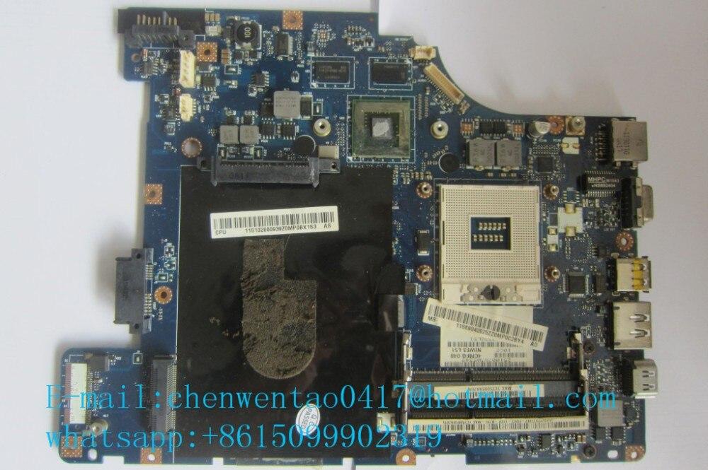 G460 Z460 non-integrated motherboard for lenovo ideapad laptop G460 Z460 LA-5751P