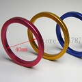 Penis Ring Cock Cage Delay Ejaculation Trainer Sex Toys For Men Four Different Color Diameter:40mm L121