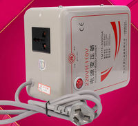 High Quality and good condiction New New 220 V to 110 V 3000W Step Down Voltage Converter Transformer Converts 3000 Watts
