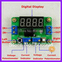 DC DC Integrat Voltage And Current Meter Adjustable Constant Voltage Constant Current Power Supply IN 4