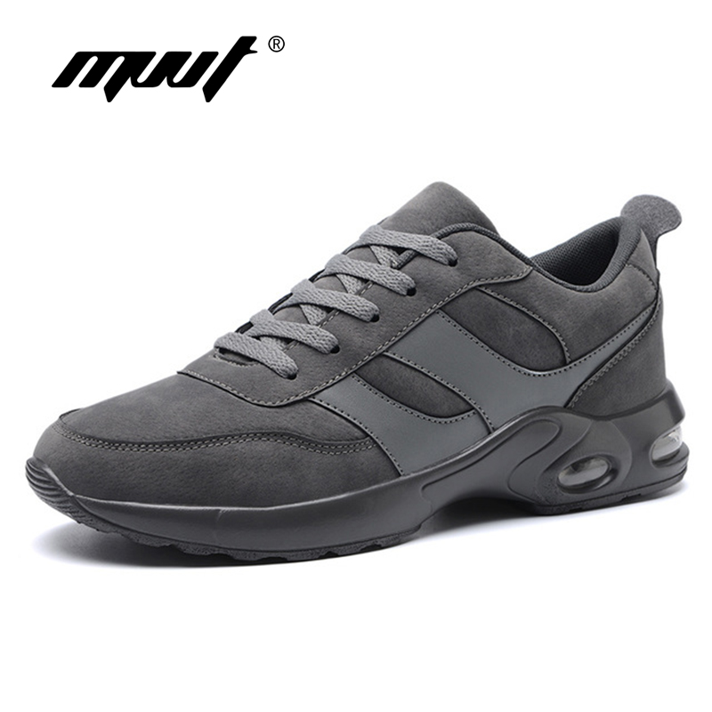 New Spring men shoes  lightweight breathable casual shoes Air suede sneakers lace up men Outdoor Walking shoe zapatillas hombre klywoo new white fasion shoes men casual shoes spring men driving shoes leather breathable comfortable lace up zapatos hombre