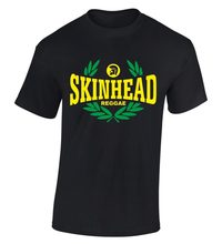 Tshirt Homme 2019 New Skinhead Reggae T-Shirt Spirit of 69 Trojan Skins Ska T Shirt S-XXL Print T Shirt Men(China)