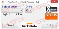 Still Diamon Developer Mode tool