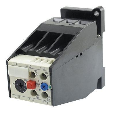 цена на JRS2-63F3UA59 AC 4A - 6.3A Motor Protection Thermal Overload Relay 1 NO 1 NC