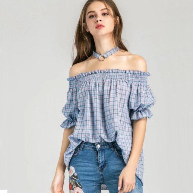 Las blusas más femeninas en C&A