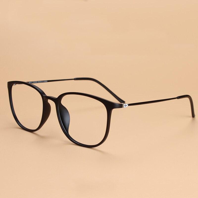 Eyeglass Frames For High Myopia : 2016 New Fashion Korean Women Ultra light Carbon Steel ...