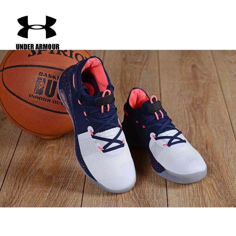 Under Armour hommes Curry 6 basket chaussures hommes entraînement botte coussin baskets Zapatillas hombre deportiva taille US7-12 offre spéciale