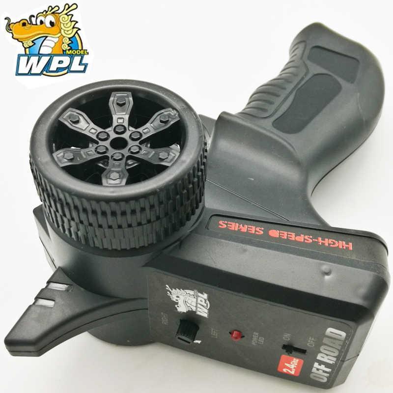 RBRC WPL B14K B24K B16K B36K C14K C24Koriginal полный комплект дистанционного управления версия Универсальный пульт дистанционного управления 2,4G