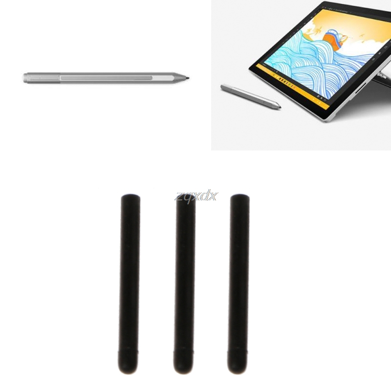 3pcs Scratch-proof Replacement Touch Stylus Pen Tip For Microsoft Surface Pro 4 Whosale&Dropship