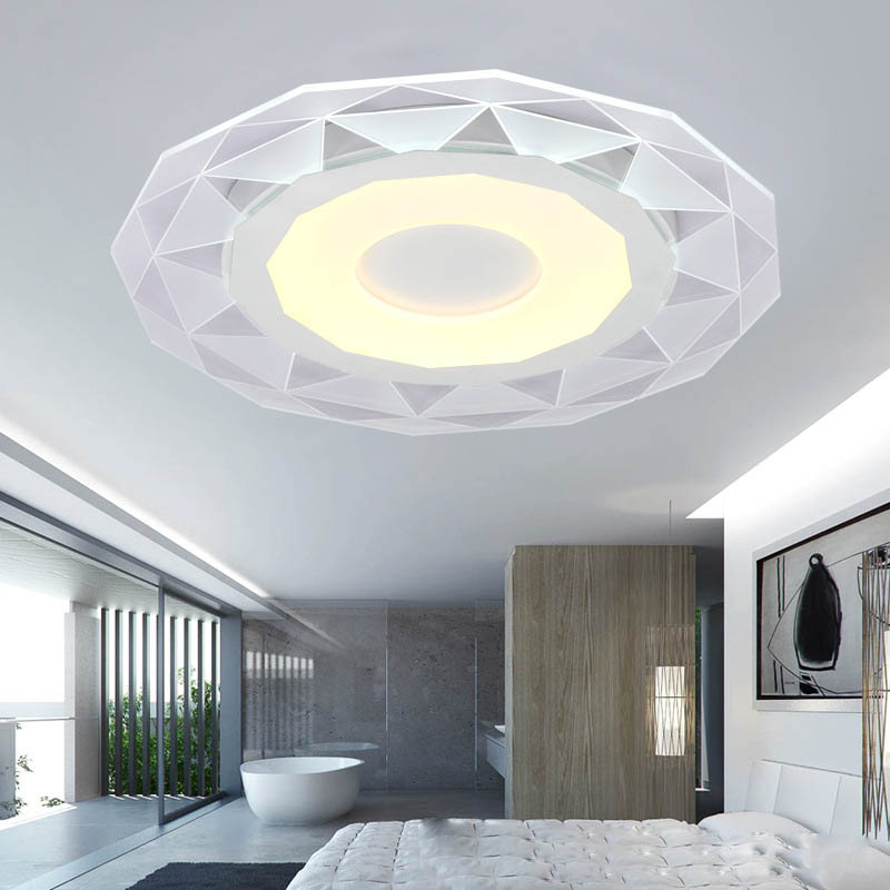 Led Light Ultra-thin Acrylic Led Ceiling Light 29W 36W 45W 54W Led Acrylic Lamp Ceiling mounted light for Home Dimmable