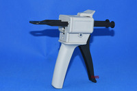 AB Glue Cartridge 2 1 1 1 Universal 50ML Manual Dispense Gun 1sets Lot