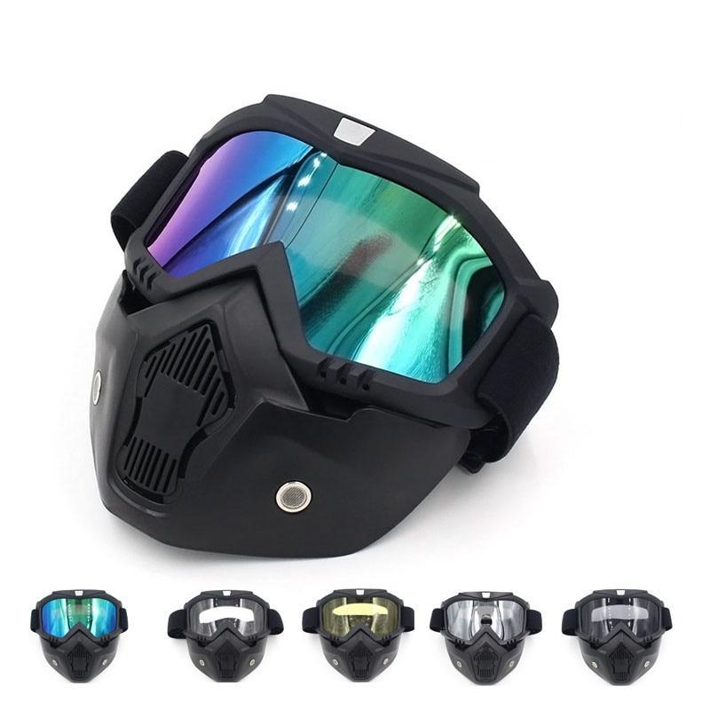 Full Face Mask Ski Goggle Men Women Skiing Eyewear Skiing gafas de esquiar skibrille Winter Snow Snowboard Ski Goggle