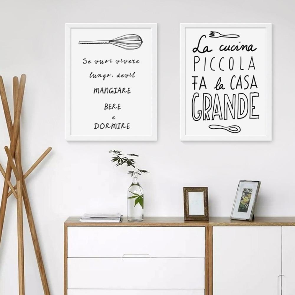 Awesome Poster Da Cucina Photos - Design & Ideas 2017 - candp.us