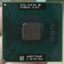 Процессор P8600 Intel Core2 Duo ЦПУ P8600(3 Мб кэш-памяти, 2,40 ГГц, 1066 МГц FSB) поддерживает GM45 PM45