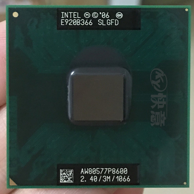 INTEL CORE 2 DUO CPU P8600 DRIVERS FOR WINDOWS 8