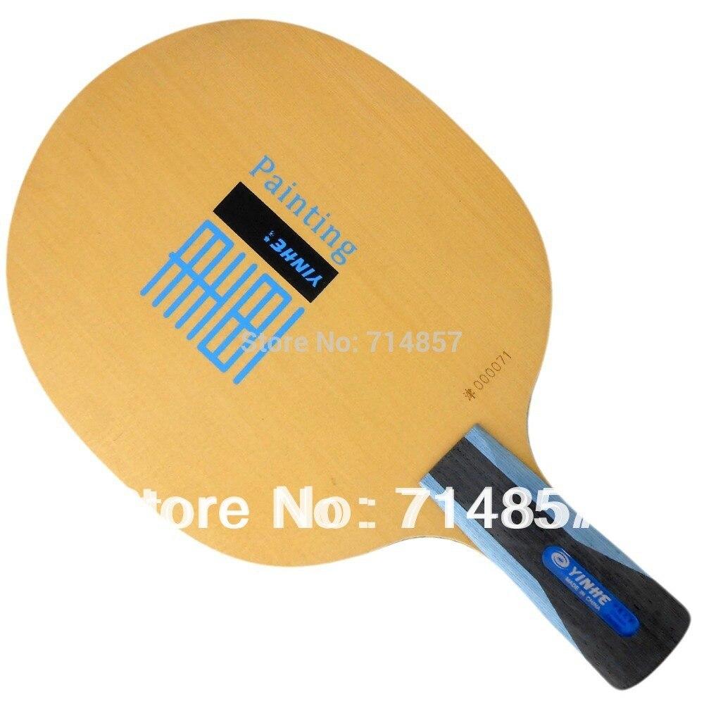 Yinhe Milky Way Galaxy 988 Japanese penhold table tennis pingpong blade