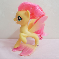 10cm 3 9in Hight Action Figures Pvc Model Fluttershy Doll Toy For Little Kids Gift