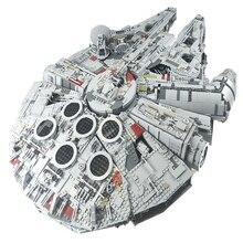 Star Wars Лепин Сокол Тысячелетия Окончательный коллекционера серии 05132