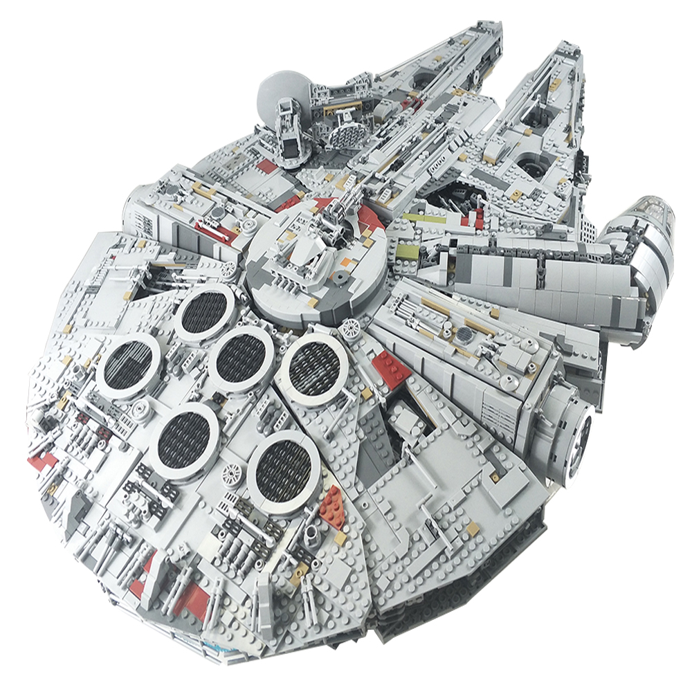 Star Wars Millennium Falcon Lepin Ultimate Collector Series 05132