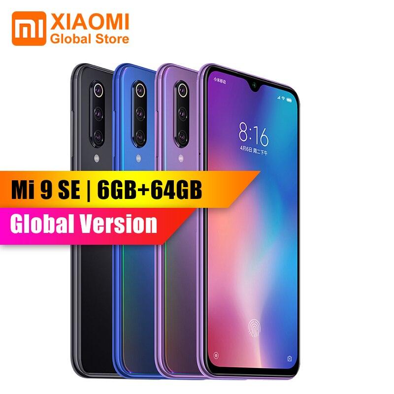 Global Version Xiaomi Mi 9 Mi9 SE 6GB 64GB Snapdragon 712 AMOLED Pocket Size Big Picture