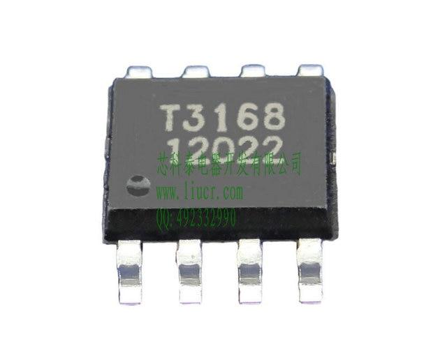 T3168 high current wireless charging Wireless receiver IC scheme ...