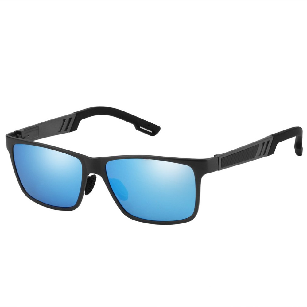 Mens Polarized Mirror Aluminium Sunglasses for Outdoor Driving Fishing Ultraviolet proof Urban Style Fashion Essential