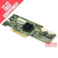 CHO IBM 3650/3550 M2/M3 BR10I LSI SAS mảng thẻ mini-cổng RAID thẻ 44E8690