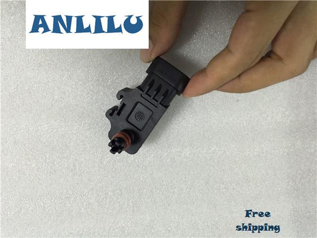 ANLILU MAP Air Intake Pressure Sensor For M itsubishi GM O pel C hevrolet SMART DELPHI CHERY OEM 12232201 93333350