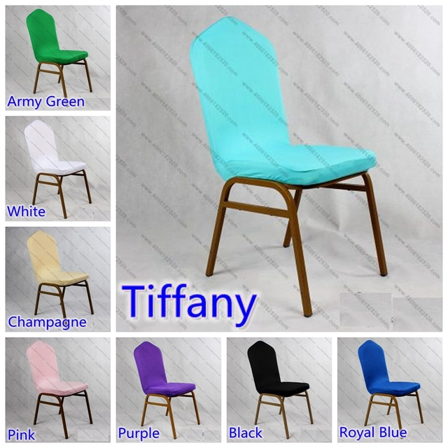 teal chair covers club lycra spandex half for wedding decoration stretch party cover sale events show cheap price