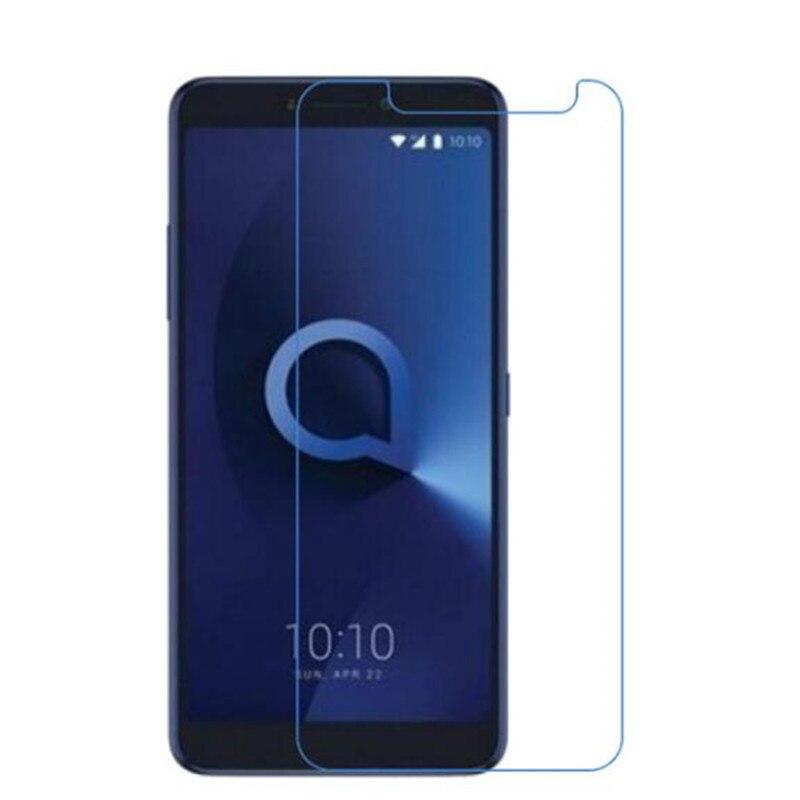 Tempered Glass For Alcatel 3 3X 3V 3C 2019 Tetra 5052D 5052 5058i 5058 5099D 5099 5026 5026D Screen Protector Protective Film