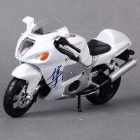 Maisto 1:12スズキgsx 1300rオートバイバイクモデル