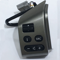 FOR Nissan LIVINA & FOR Nissan TIIDA & For SYLPHY steering wheel control buttons with backlight just left side with cables