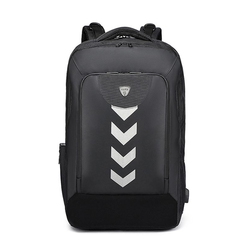 Bagaj ve Çantalar'ten Sırt Çantaları'de Moda Erkekler Sırt Çantası USB 17 inç Bilgisayar Dizüstü Sırt Çantası Büyük Çok Fonksiyonlu Su Geçirmez Sırt Çantası Okul Çantaları Genç Için Mochilas'da  Grup 1