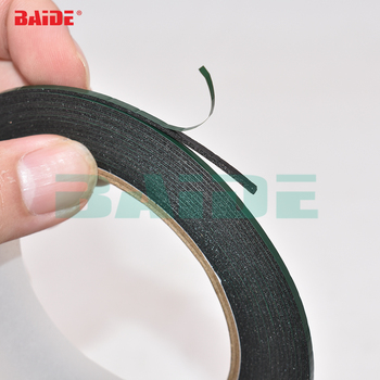 (1mm thick) 2mm~50mm x 5m Black Double-side sponge tape Cellphone Dust Proof Foam Adhesive for Mobile Phone Anti Dust Repair 200